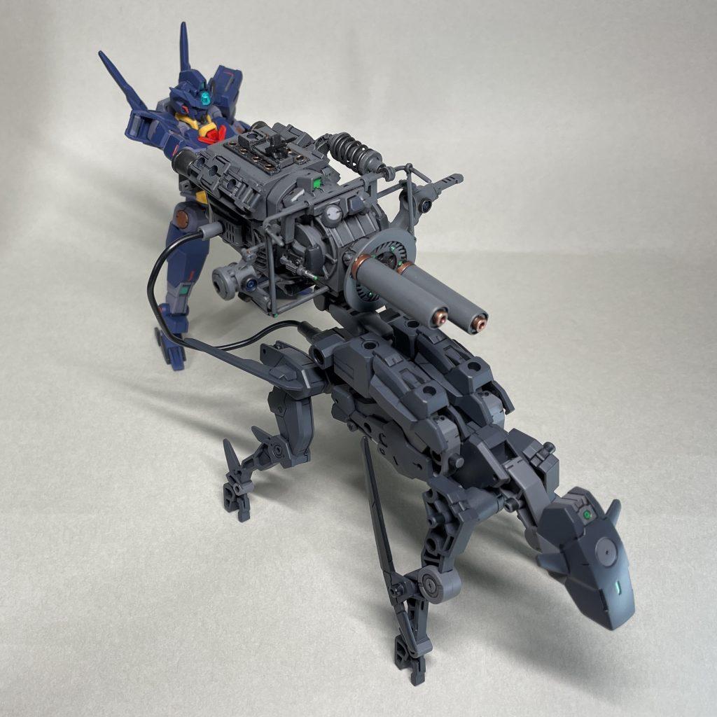 コアガンダムⅡ&30MMドッグメカ用武器