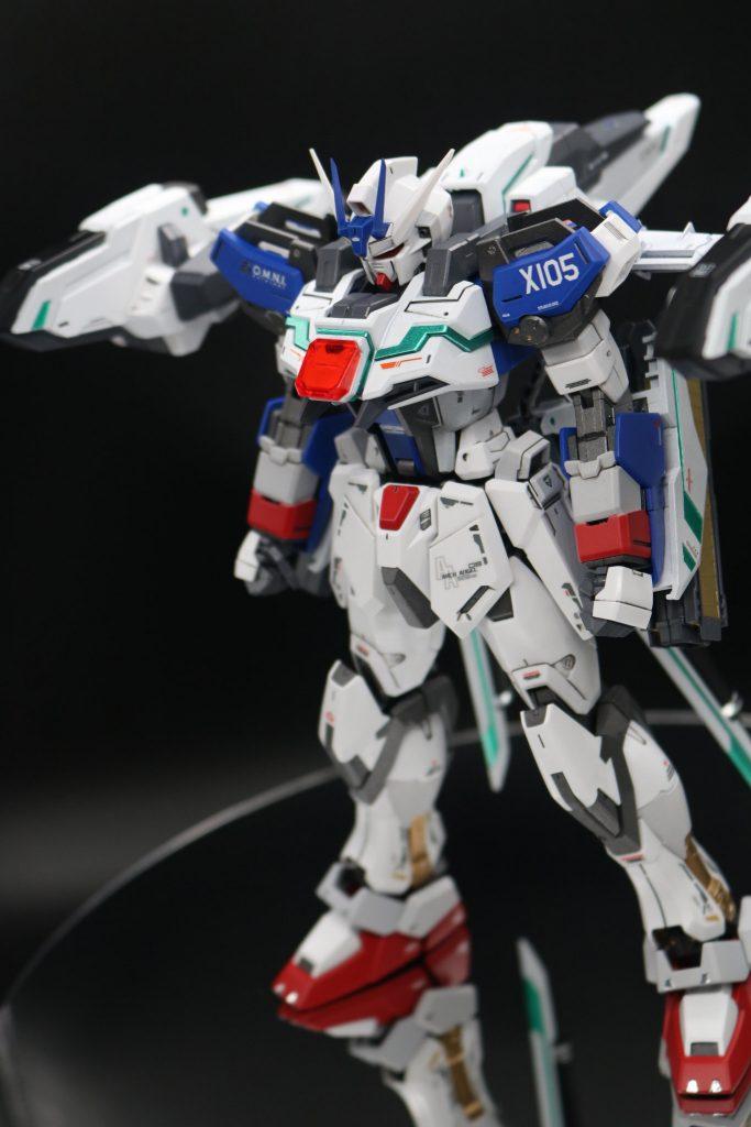MG 1/100 ライトニングストライクガンダム ver.RM