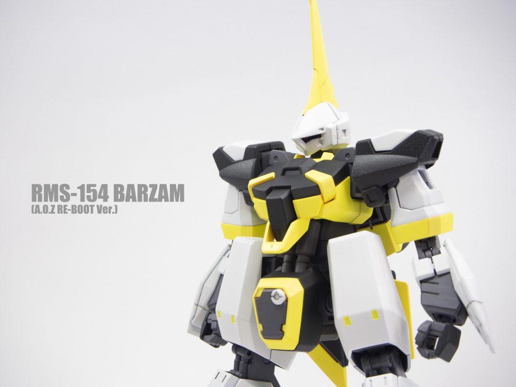 バーザム(A.O.Z RE-BOOT Ver.)