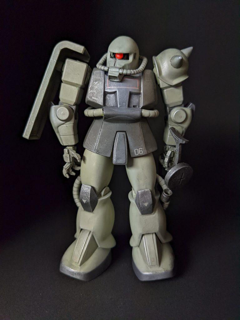 1/144 量産型ザクⅡ