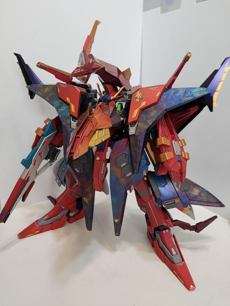 Rx-104FF 大紅竜