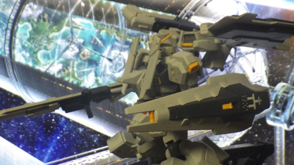 RX-121+FF-X29Aヘイズル・ラー(第一形態)
