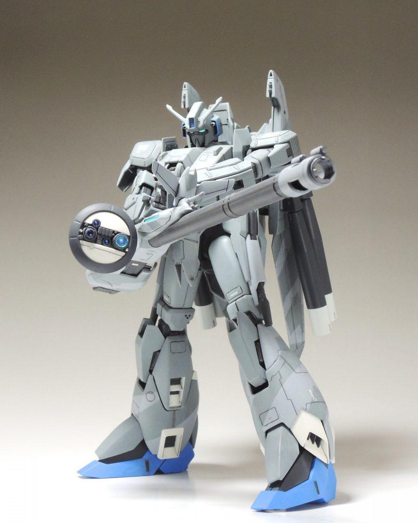 MG Z-plus (部分塗装仕上げ)