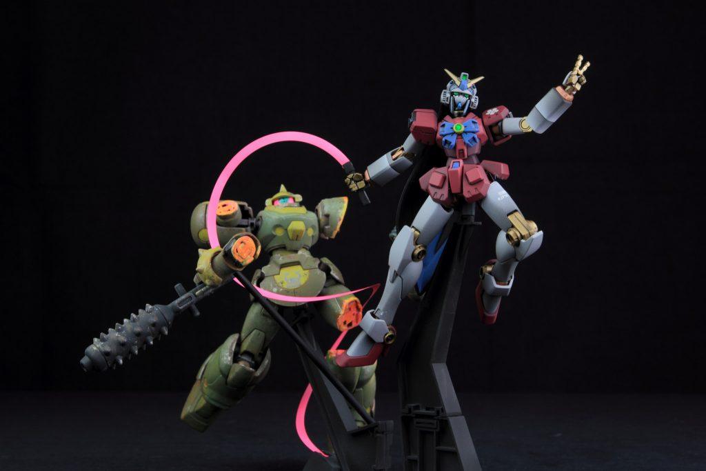 Nobell Gundam and Death Army