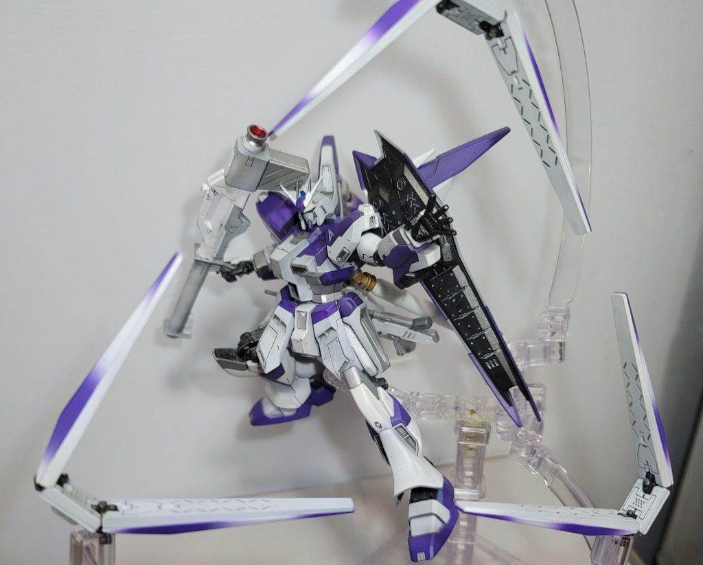 HGUC RX-93-ν-2 Hi-νガンダム