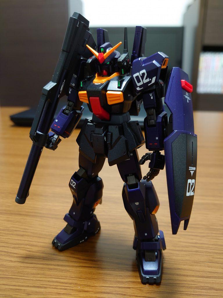 HGUC ガンダムMk-ll (TITANS)