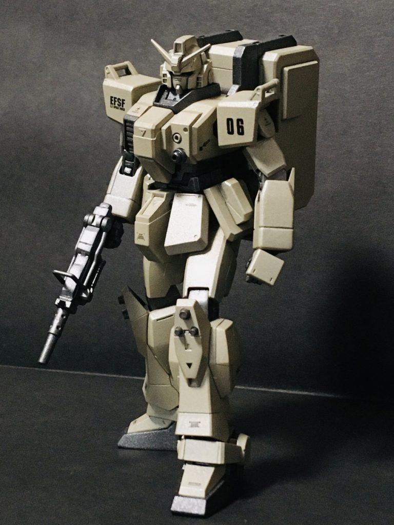 陸ガン(砂漠戦部隊)