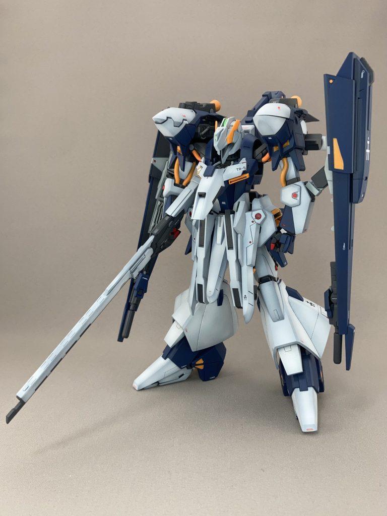 ギャプランTR-5[フライルー]フルドドII装備型