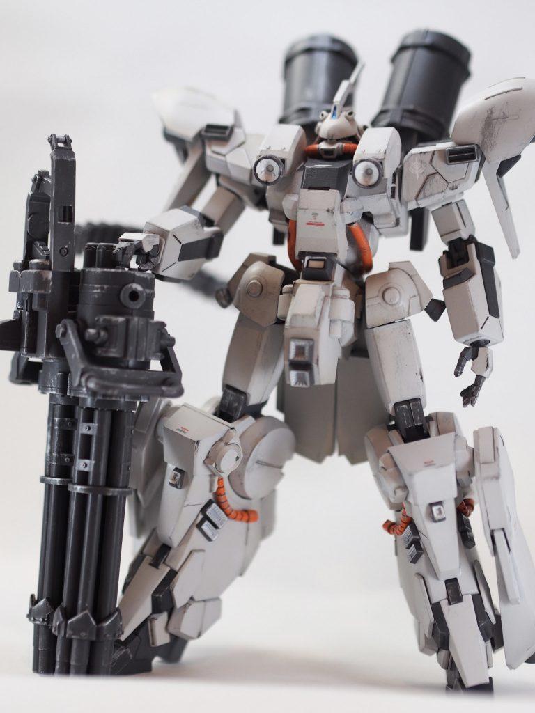 AMX-014Rs リーベン•ヴォルフ•カスタム