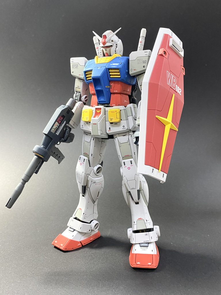 MG RX-78-2 ガンダム