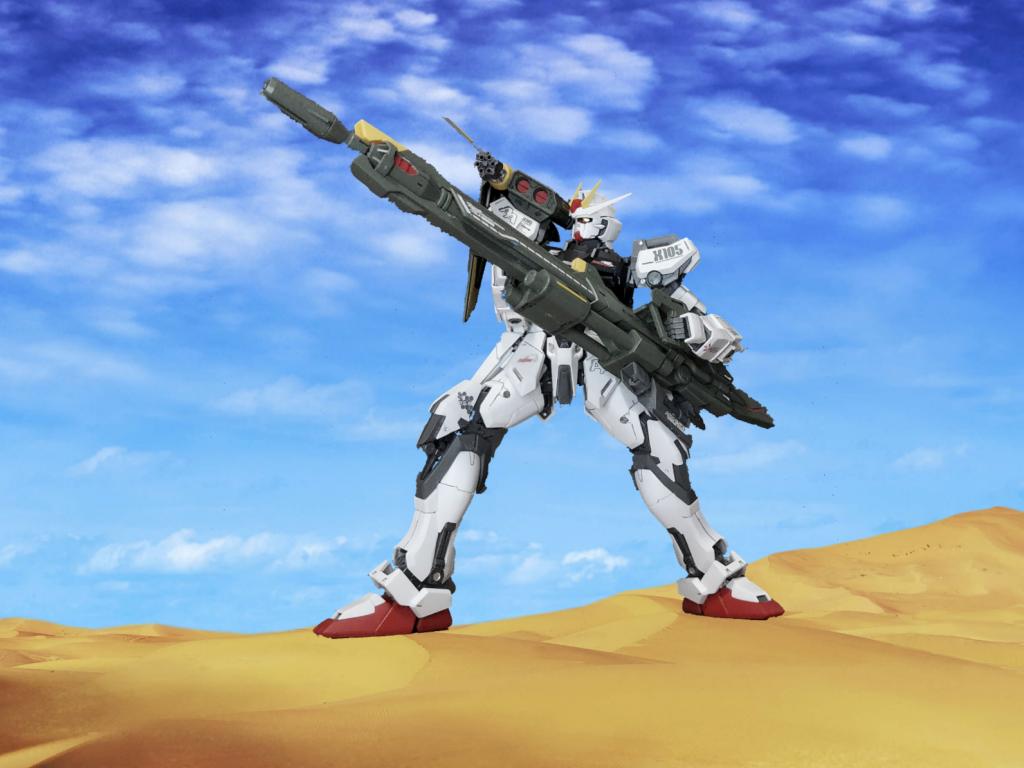 MG ランチャーストライク