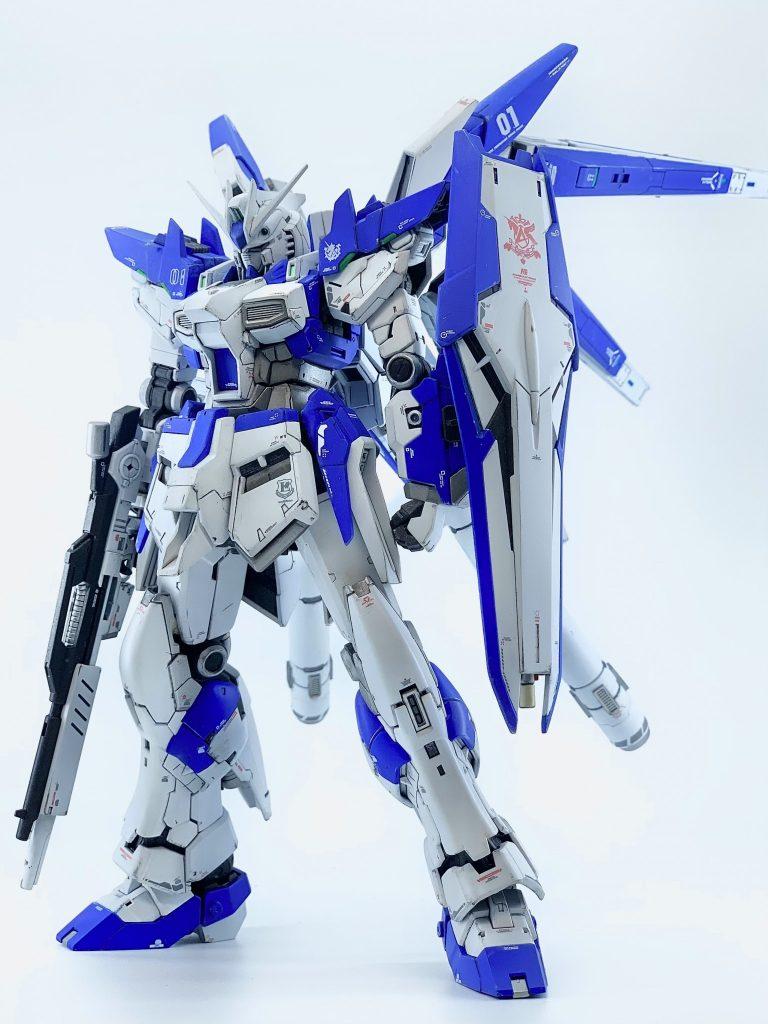 RX-93-VC νGUNDAM VRABE CUSTOM