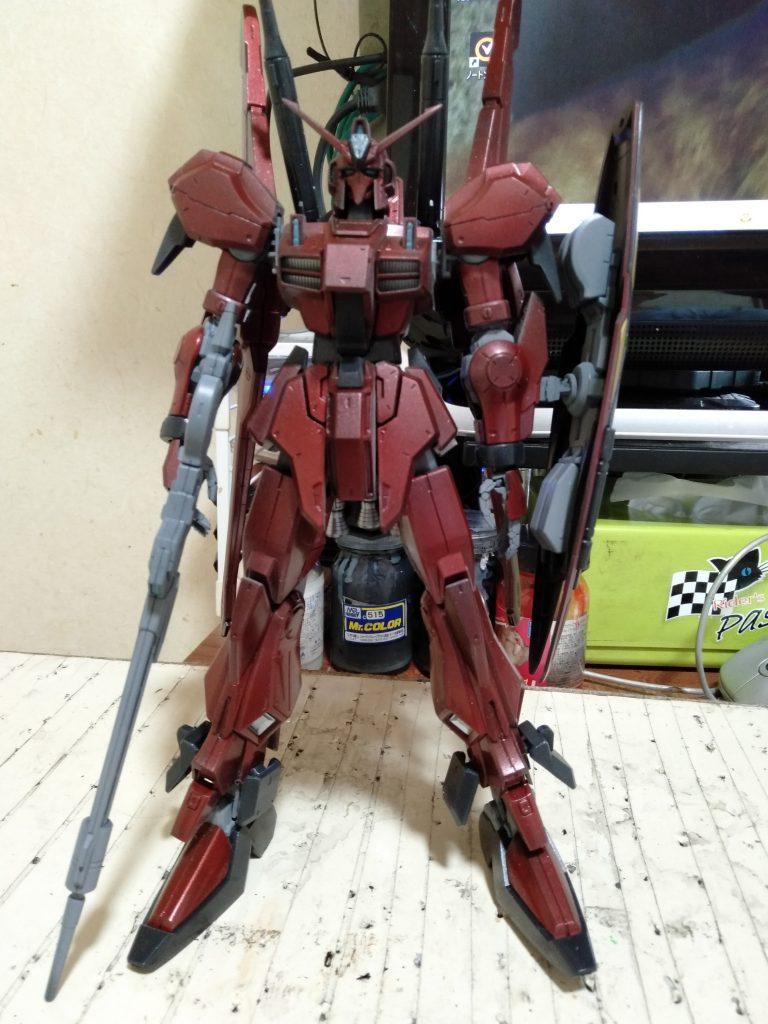 REガンダムMk-Ⅲ 8号機