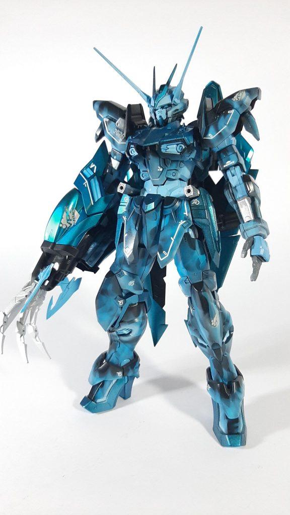 Divine Testament Gundam [Ignis fatuus]