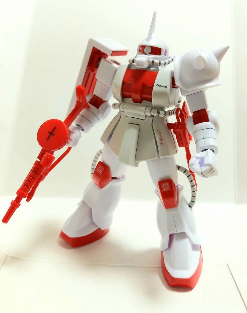 ザクII(ユニクロUTオリジナル)