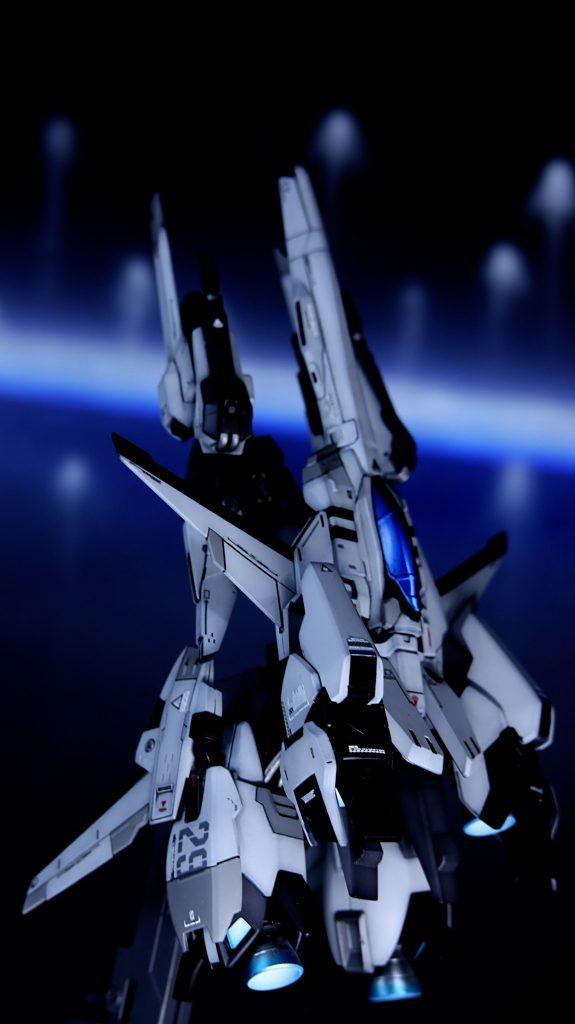 ゼータプラス改 F/A-37 STREGA