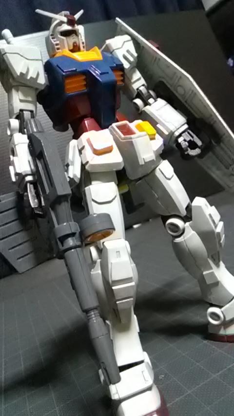 HG RX-78-2 ガンダム(リヴァイブ版)です!