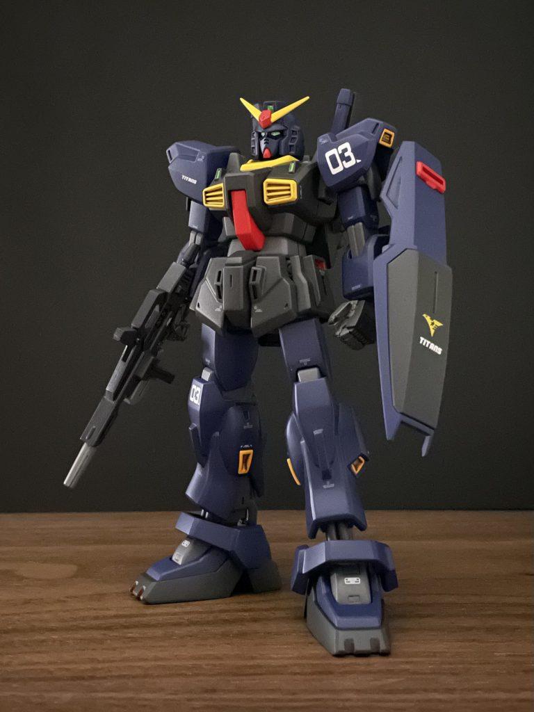HGUC 030 ガンダムMk-II(ティターンズ)