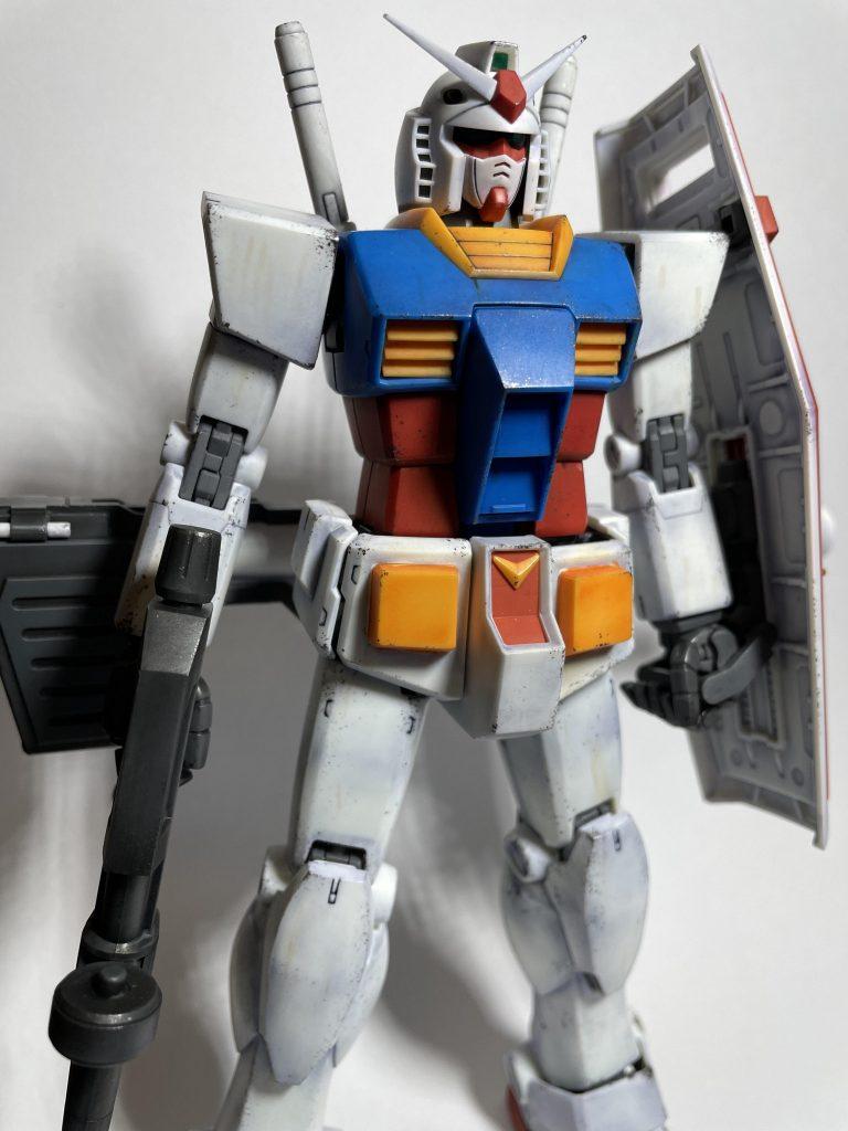 MG RX78-2GUNDAM Ver2.0