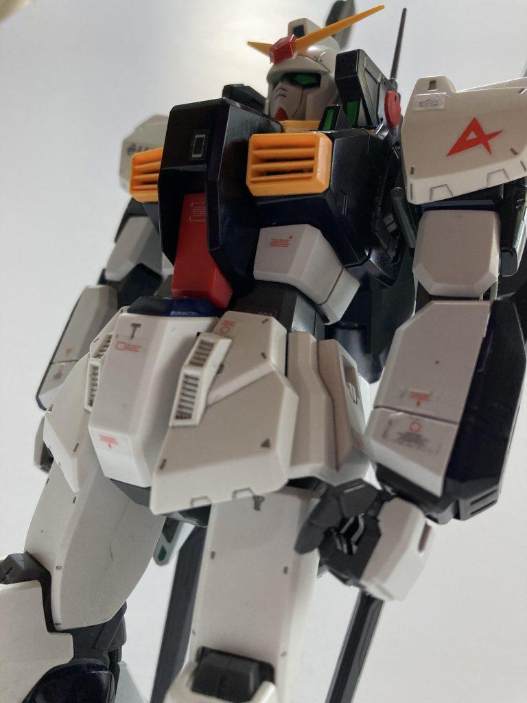 ガンダムMK-Ⅱ高機動型
