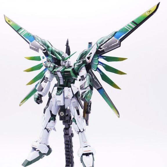 Destiny Gundam ver.Emerald