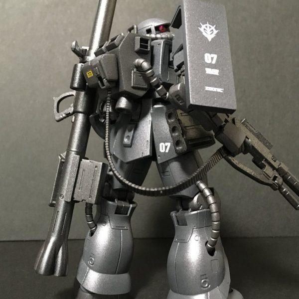 ザクⅡ(哨戒部隊)