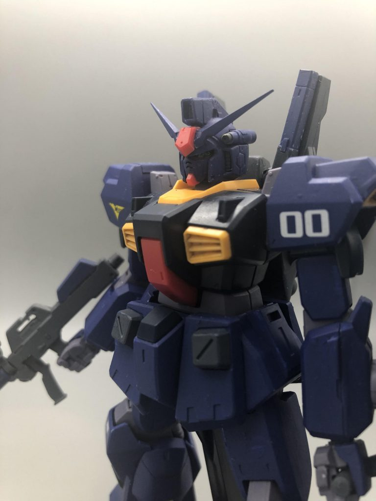 ガンダムMk-II 試作0号機