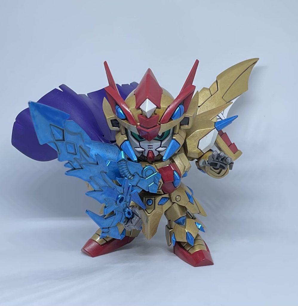 聖竜騎士ゼロガンダム