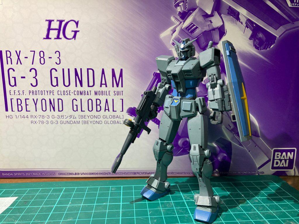 G-3ガンダム(Beyond global)