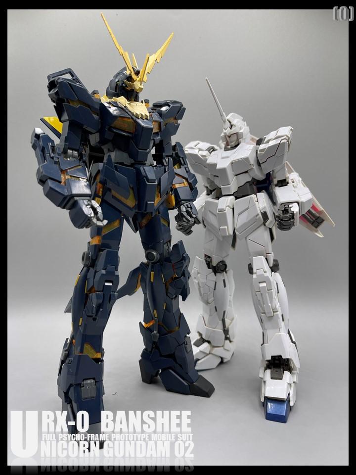RX-0 UNICORN GUNDAM 02 BANSHEE No1