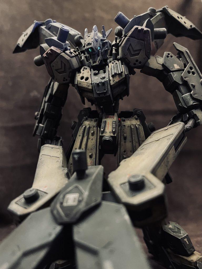 Gundam Gusionrebake Fullcity