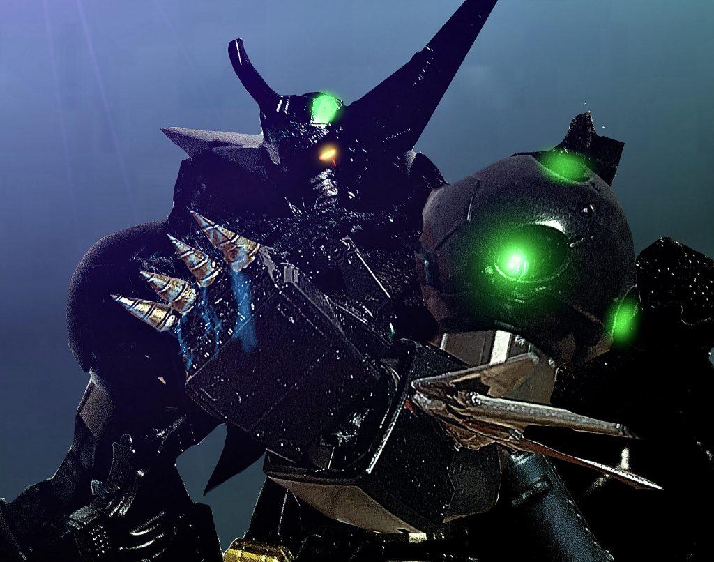 ブラックゲッターガンダムAGE-1