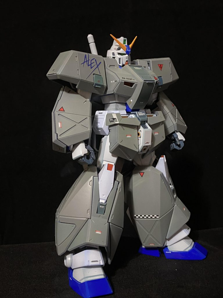 RX-78NT-1 ガンダムNT-1アレックス