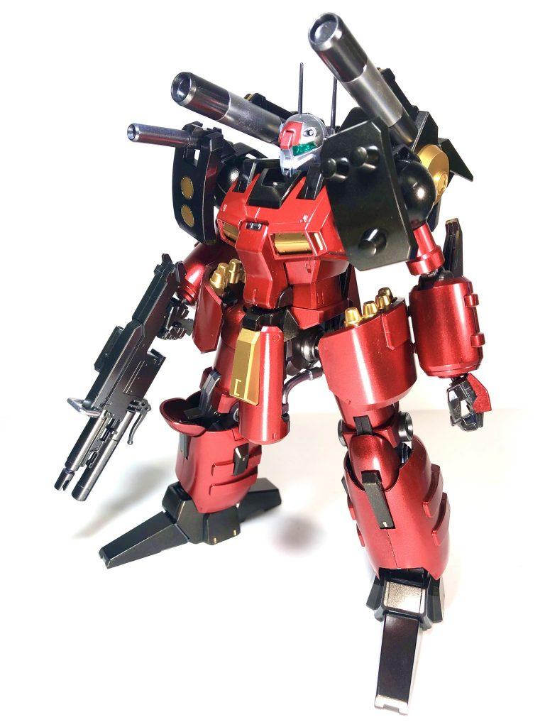 RE ガンキャノン・ディテクター RX-77カラー
