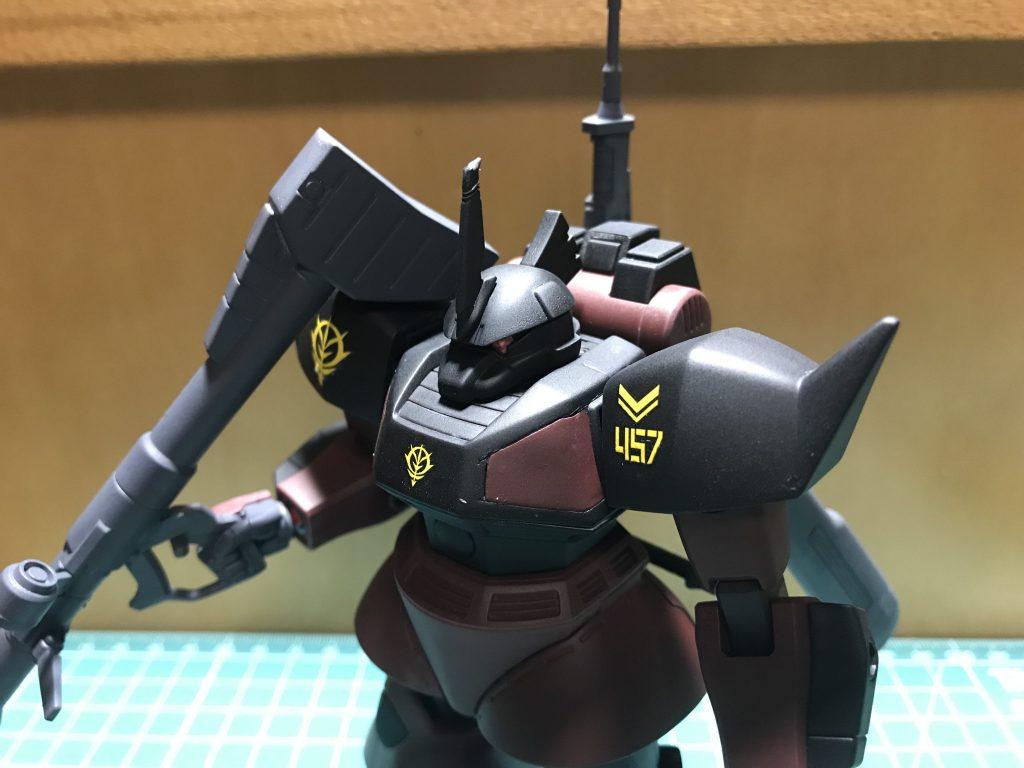 【MS-14B ギャビー・ハザード中佐専用高機動型ゲルググ】