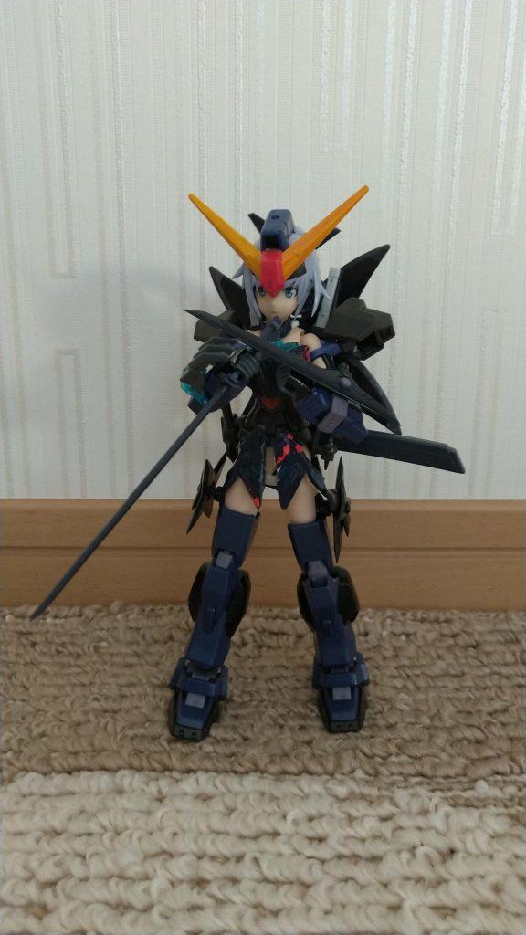 くノ一 佐助Mk-Ⅱちゃん