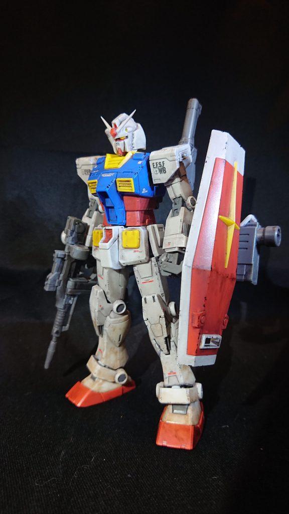 HG 1/144 RX-78-02 ガンダム(ORIGIN)