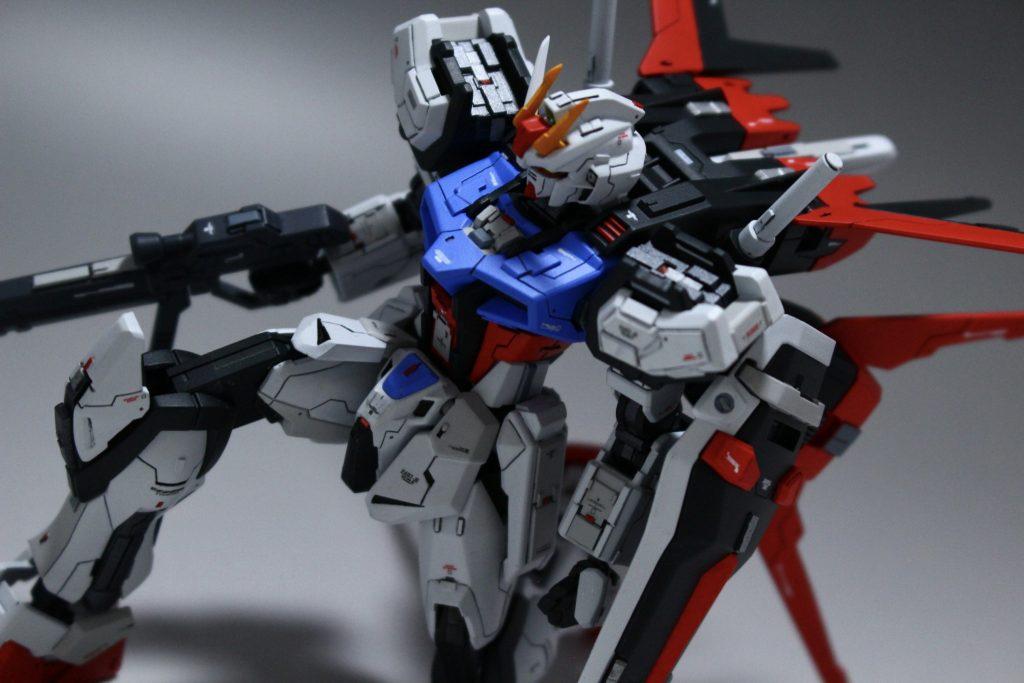 HGCE AILE STRIKE GUNDAM