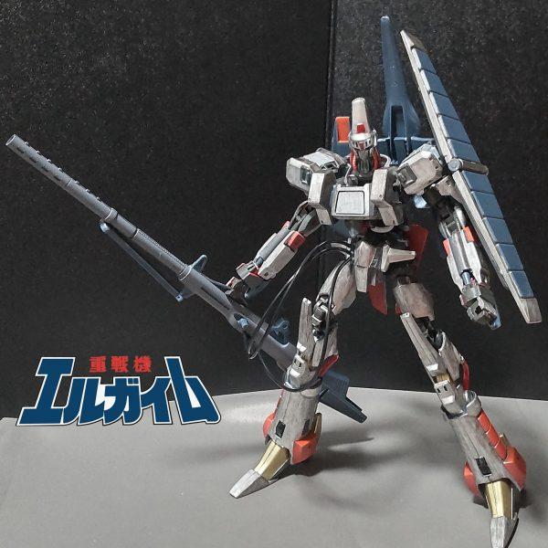 鉄血HM・エルガイムmk-2