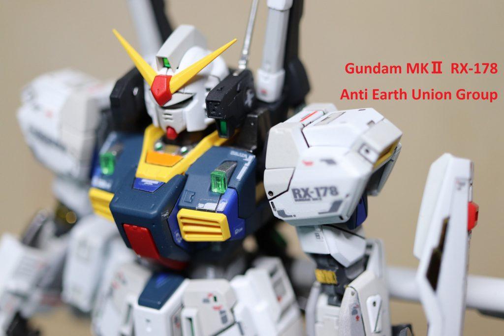 RG Gundam MKⅡ RX-178