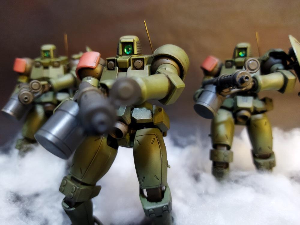 リーオー(レッドショルダー)小隊