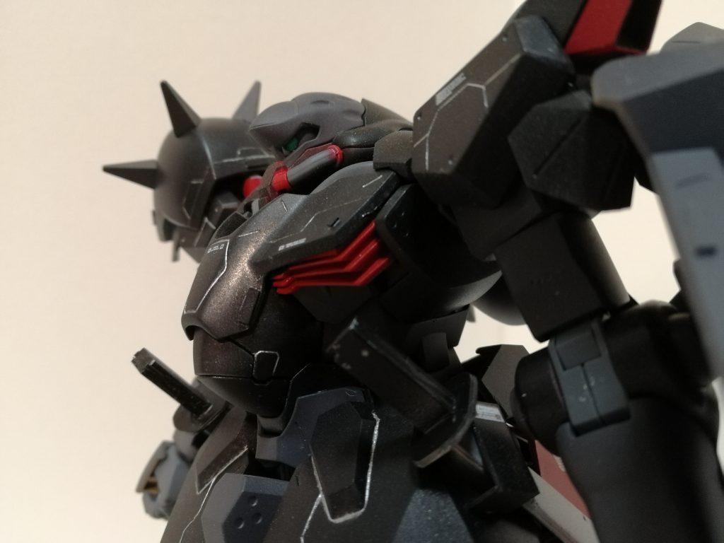 HGUCメッサーF01型