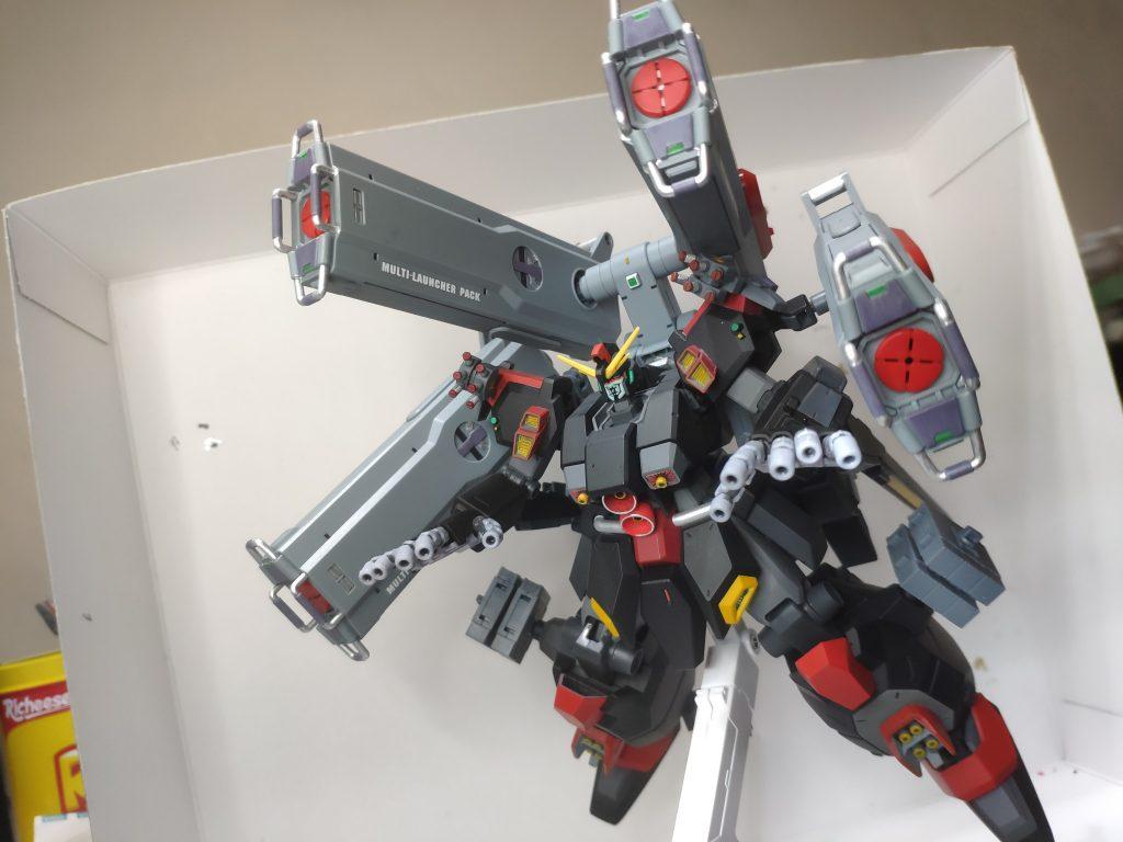 GFAS-X2デストロイガンダムMK-II (核攻撃装備)