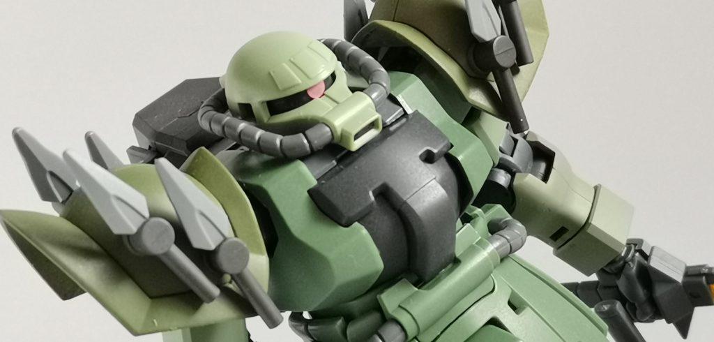 ザクF2(近接格闘型)