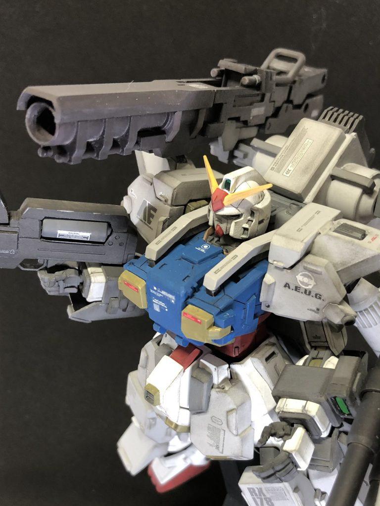 ガンダムMk-Ⅱ グリプス戦役最終決戦装備