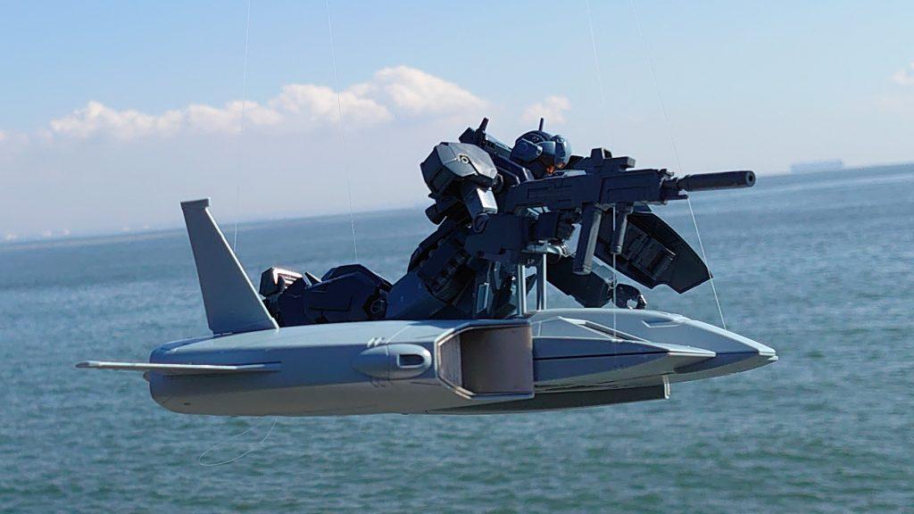 RGM-89X ジェスタ+ドダイ改