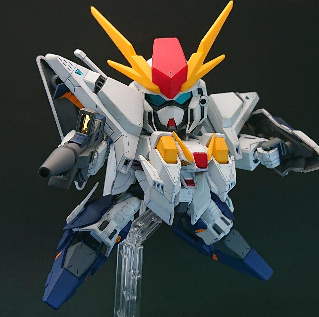 SD Ξガンダム (劇場版風アレンジ)