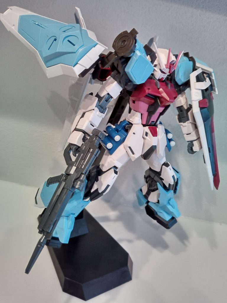 MGストライクガンダム アサルトジャケットエグザ/ファントムストライカー