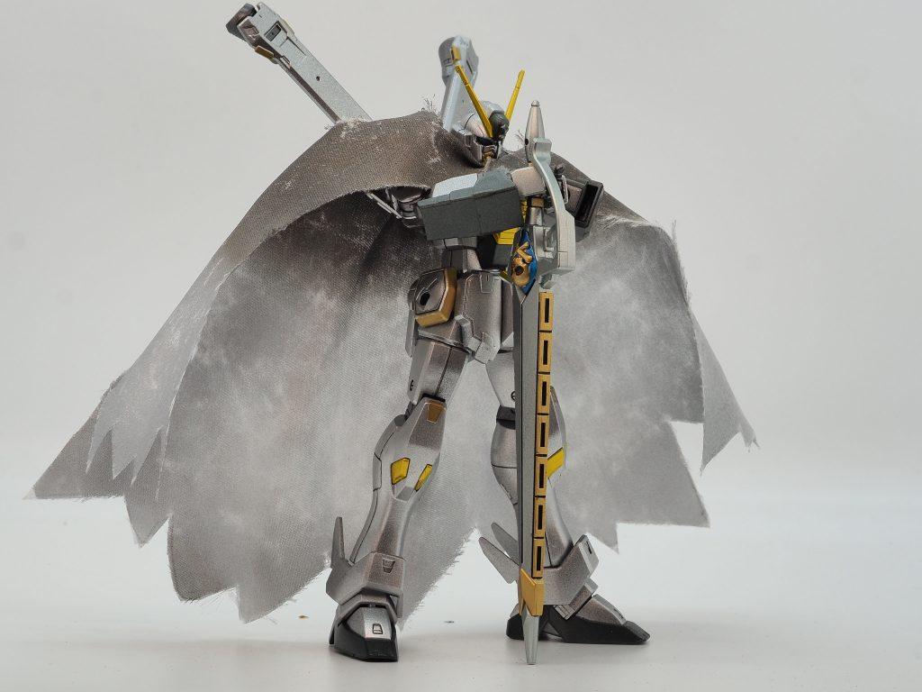 白銀ノエル専用クロスボーガンダムX3