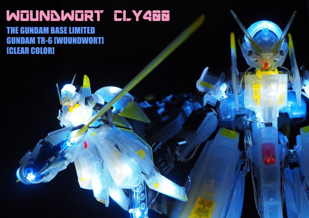ウーンドウォート CLY400